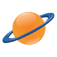 Wacky Planet Logo