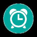 Wake Up Callme logo icon