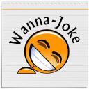 Wanna Joke logo icon