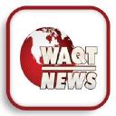 Waqt News logo icon