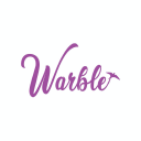 Warble Entertainment Agency logo icon