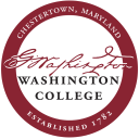 Washington College logo icon
