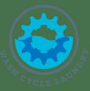 Wash Cycle Laundry Company Logo