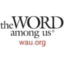 The Word Among Us logo icon