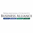 Waukesha County Business Alliance,Wi logo icon