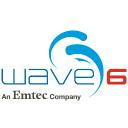 Wave6 logo icon