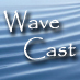 Wave Cast logo icon