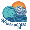 Wavehuggers logo icon