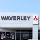 Waverley Mitsubishi logo