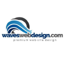Waves Web Design logo