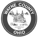 Wayne County Ohio logo icon
