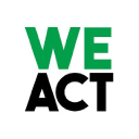 We Act For Environmental Justice logo icon