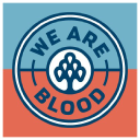 We Are Blood logo icon