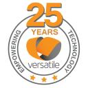 Versatile logo icon