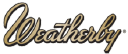 Logo for Weatherby