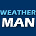 Weatherman logo icon