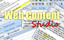 Web Content Studio logo icon
