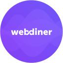 Webdiner logo icon