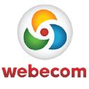 Webecom logo icon