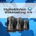Webhosting logo icon