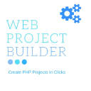 Web Project Builder logo icon