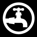 Drink Water logo icon