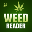 Weed Reader logo icon
