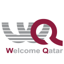 Welcome Qatar logo icon