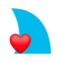 We Love Sharks! logo icon