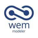 Wem logo icon