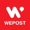 Wepost Mag logo icon