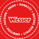 Wesser ‹ Log In logo icon