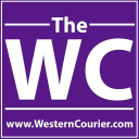 Western Courier logo