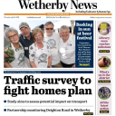 Wetherby News logo icon