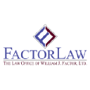 Factor Law logo icon