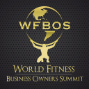 WFBOS: World Fitness Business Owners Summit logo