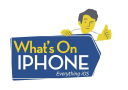 What's On Iphone logo icon