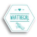 What The Girl logo icon