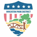 With The Wheaton Park District! logo icon