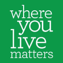 Where You Live Matters logo icon