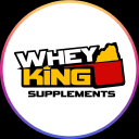Whey King Supplements logo icon
