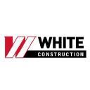 White Construction Company Logo