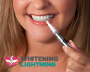 WHITENING LIGHTNING INC logo