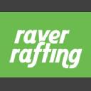 White Raver Rafting logo
