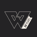 White Ribbon logo icon