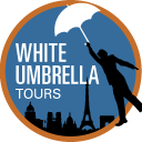 White Umbrella Tours logo icon