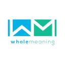 Wholemeaning logo