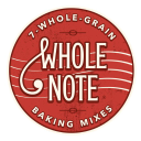 Whole Note Gluten logo icon