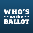 Who's On The Ballot? logo icon