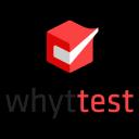Whyttest logo icon